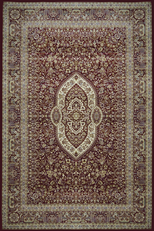 Χαλί Tabriz New Red Barok 160X230