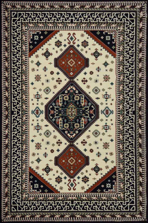 Χαλί Safak Beige-Somon Barok 200X300