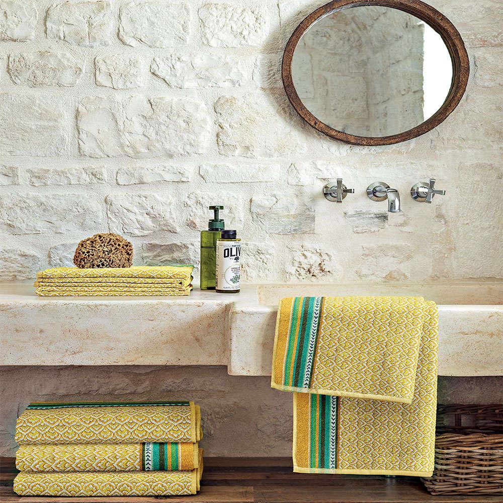 Πετσέτα Faenza I1 Yellow Bassetti Σώματος