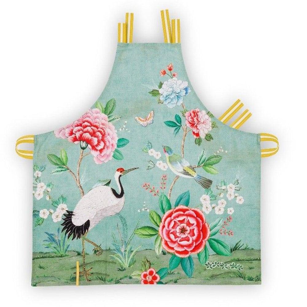 Ποδιά Κουζίνας Βlushing Birds All Over 51030018 Multi Pip Studio 75x75cm