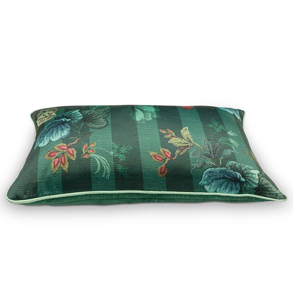 Μαξιλάρι Διακοσμητικό (Με Γέμιση) Leafy Stitch 51040330 Green Pip Studio 30Χ50 Πορσελάνη
