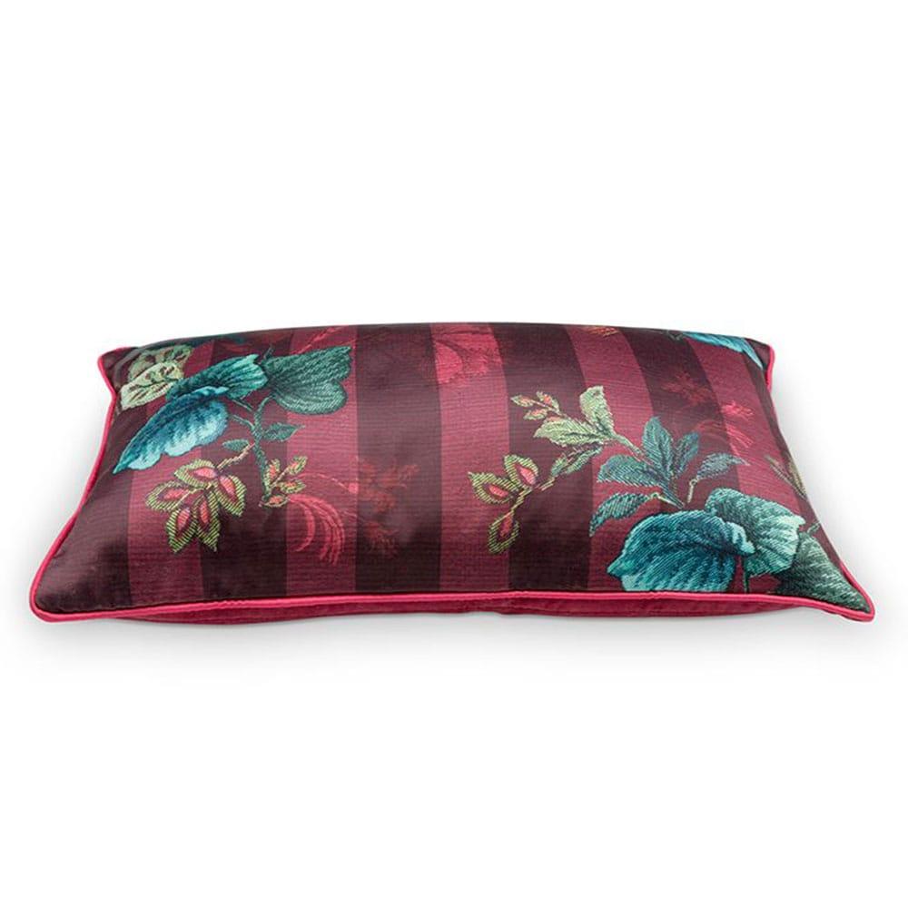 Μαξιλάρι Διακοσμητικό (Με Γέμιση) Leafy Stitch 51040331 Red Pip Studio 30Χ50 Πορσελάνη