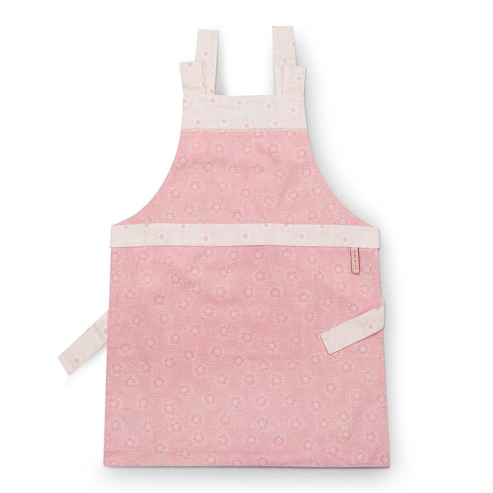 Ποδιά Κουζίνας Dotted Flower 51.030.009 Pink Pip Studio