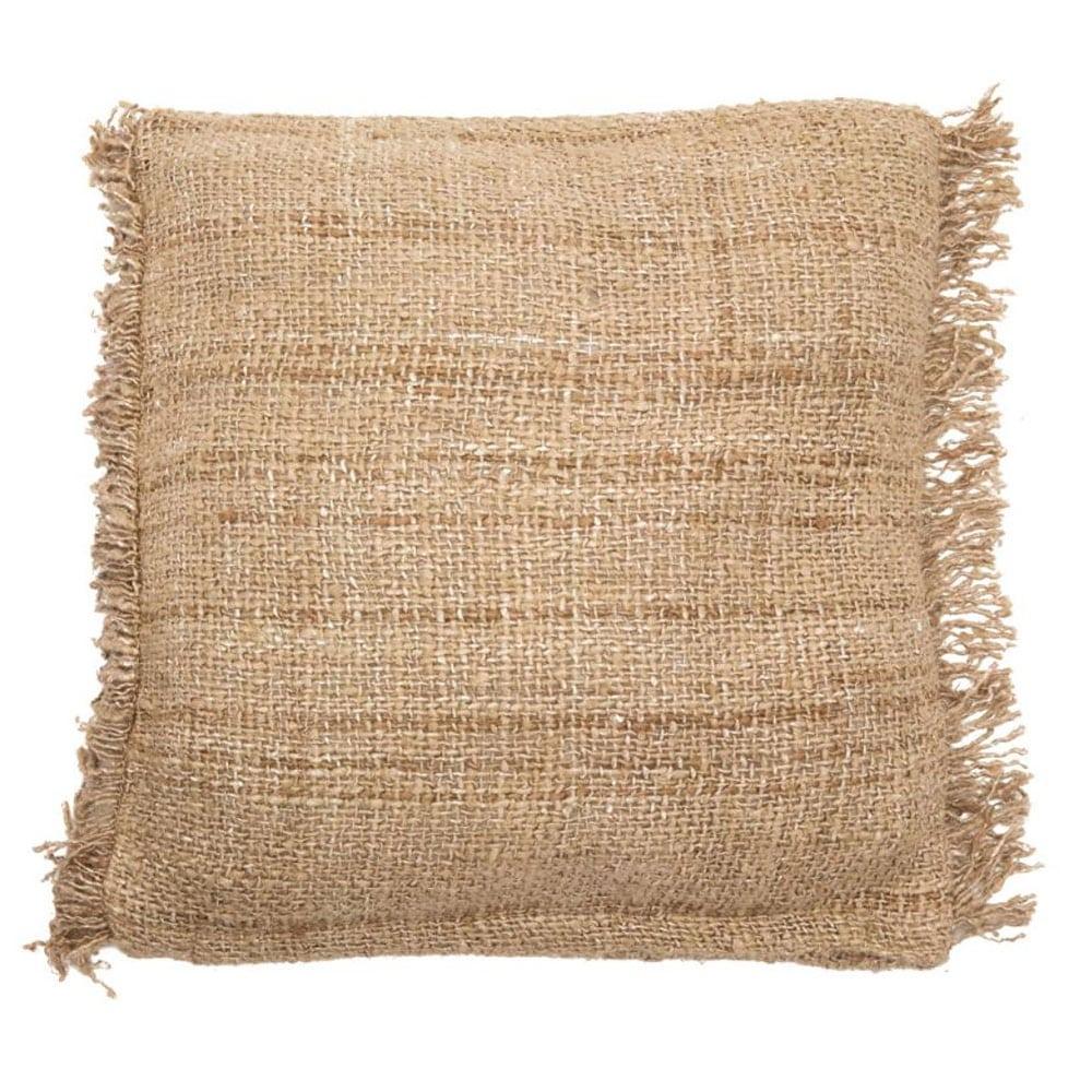 Διακοσμητική Μαξιλαροθήκη Oh My Gee INIE001Be Beige Bazar Bizar 40Χ40 100% Βαμβάκι