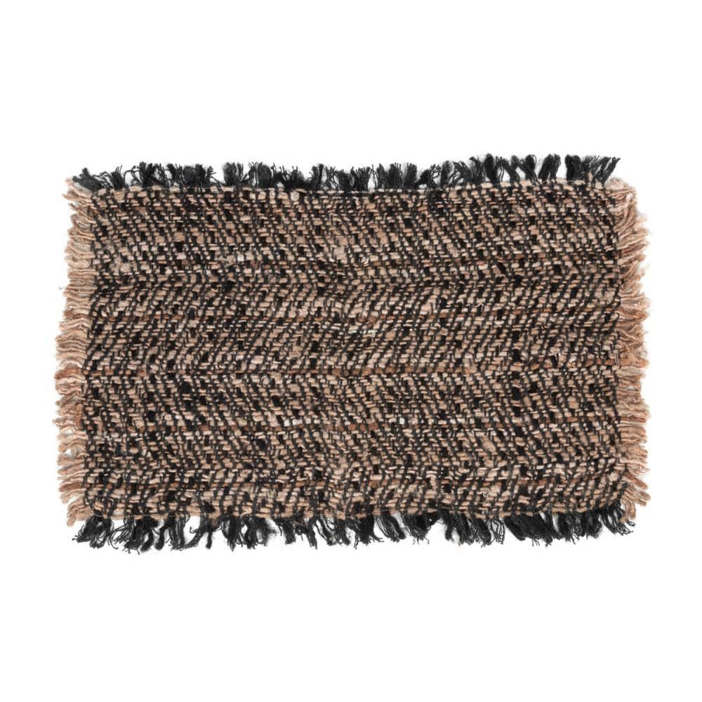 Σουπλά Oh My Gee Σετ 4τμχ 35×50 INIE004BCo Black-Copper Bazar Bizar