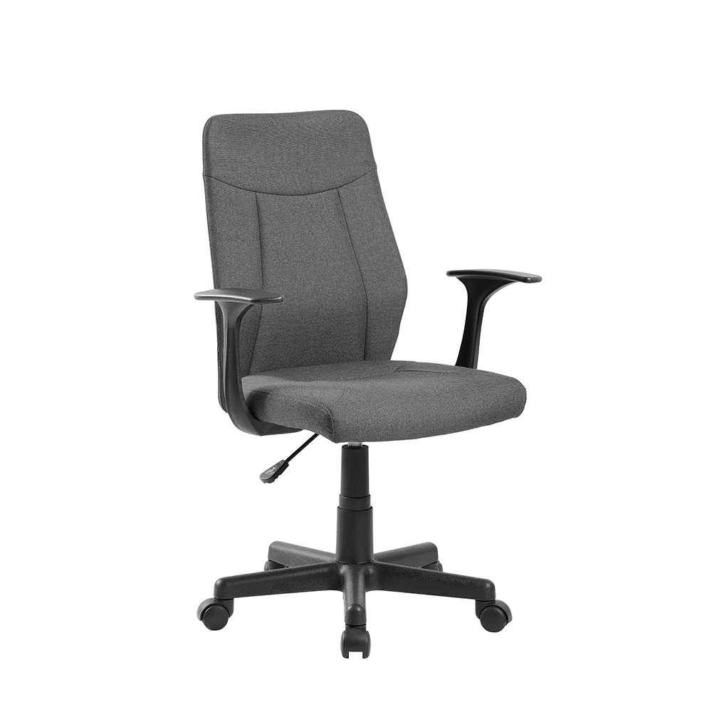 Καρέκλα Γραφείου Work Black-Grey 59x57x87/99cm 25-0459