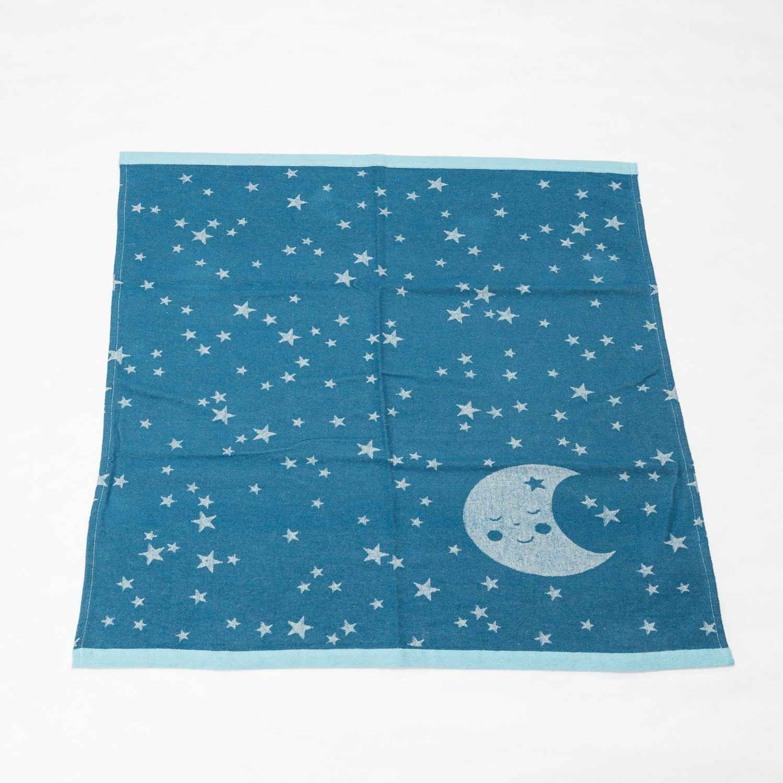 Κουβέρτα Βρεφική Df Ida 2814/96 Blue Vesta ΑΓΚΑΛΙΑΣ 70x90cm