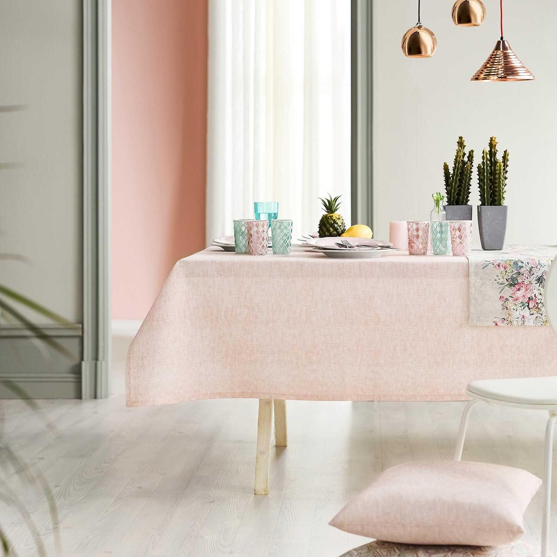 Τραπεζομάντηλο Mood 263/17 Pink Gofis Home 150X150