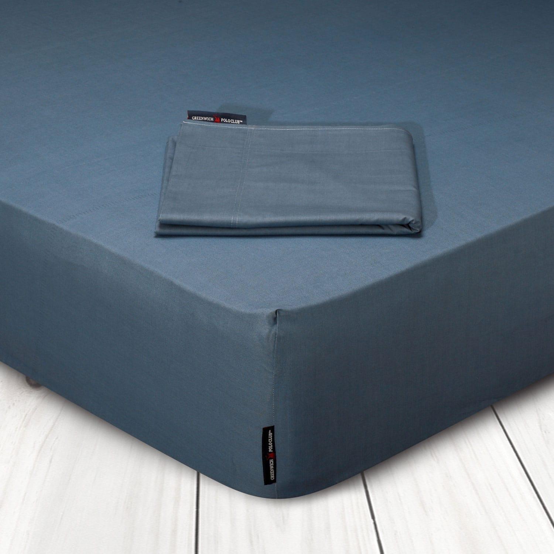 Σεντόνι 2206 Blue RafG.P.C. Υπέρδιπλo 240x270cm