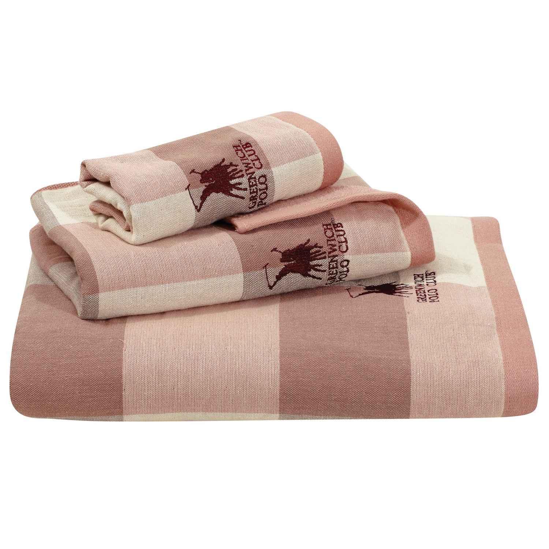 Πετσέτες Σετ 2521 Somon G.P.C. 3τμχ Σετ Πετσέτες