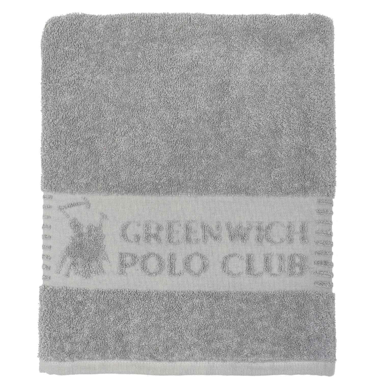 Πετσέτα 2514 Grey G.P.C. Προσώπου 50x90cm
