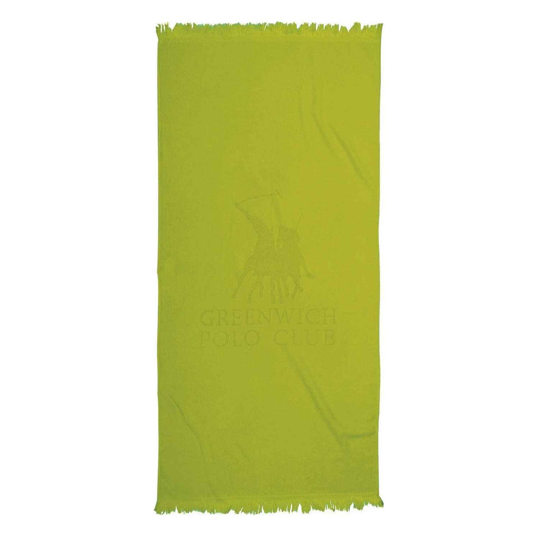 Πετσέτα Θαλάσσης – Παρεό 2828 Light Green G.P.C. Θαλάσσης 80x170cm