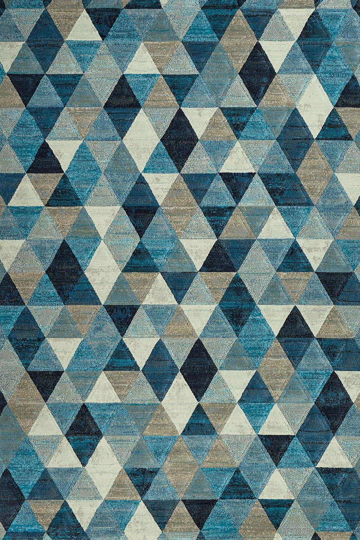 Χαλί Laguna 63263/5161 Blue Carpet Couture 140X200