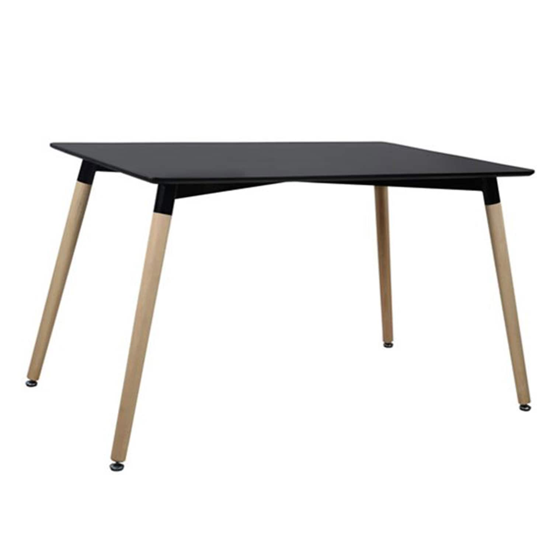 Τραπέζι Minimal HM008.02 Μαυρό 120x80x73cm