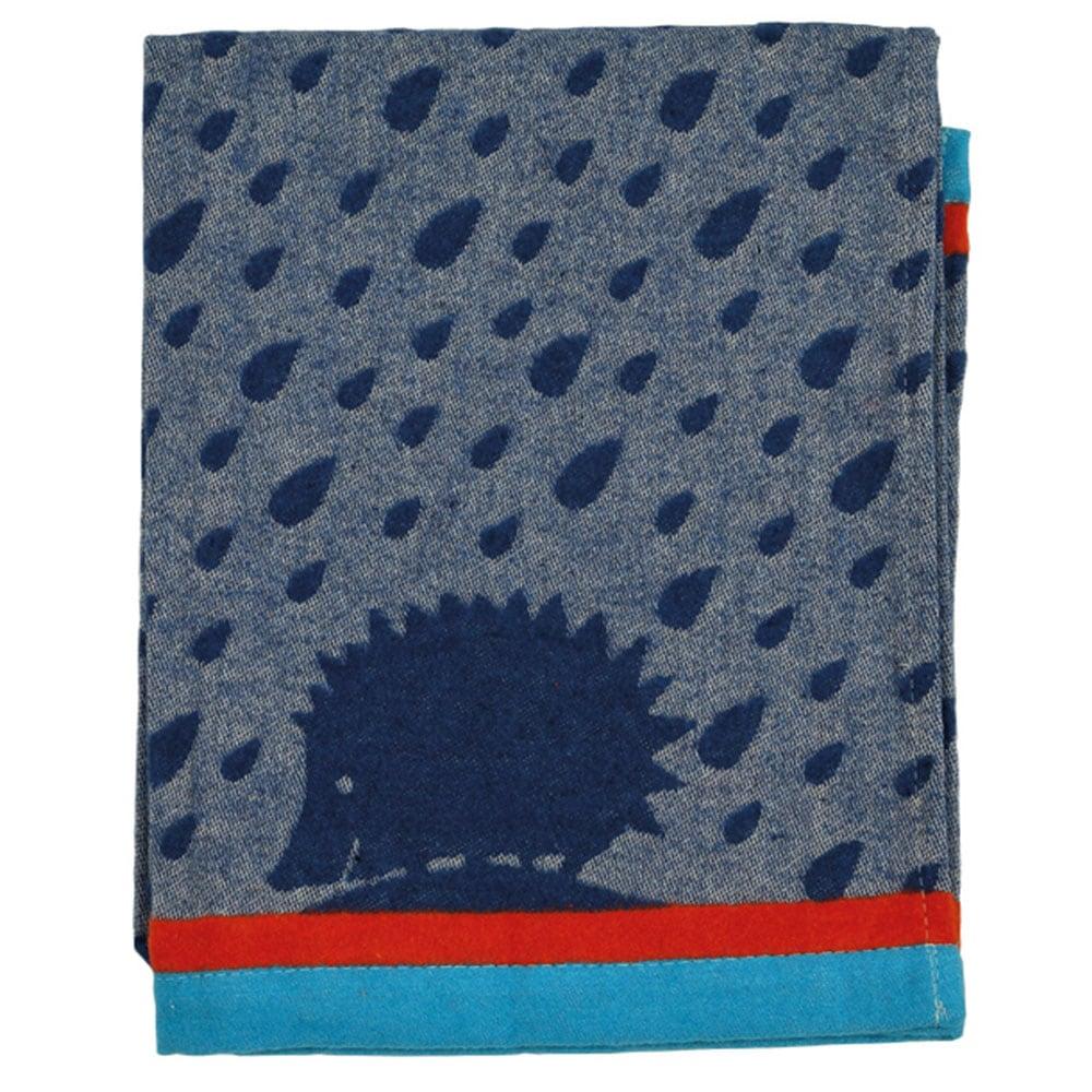 Κουβέρτα Βρεφική DF-IDA 2808-20 Blue Vesta Home ΑΓΚΑΛΙΑΣ 70x90cm