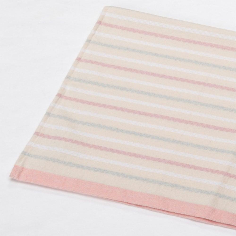 Κουβέρτα Βρεφική DF-IDA 2811-14 Pink Vesta Home ΑΓΚΑΛΙΑΣ 70x90cm