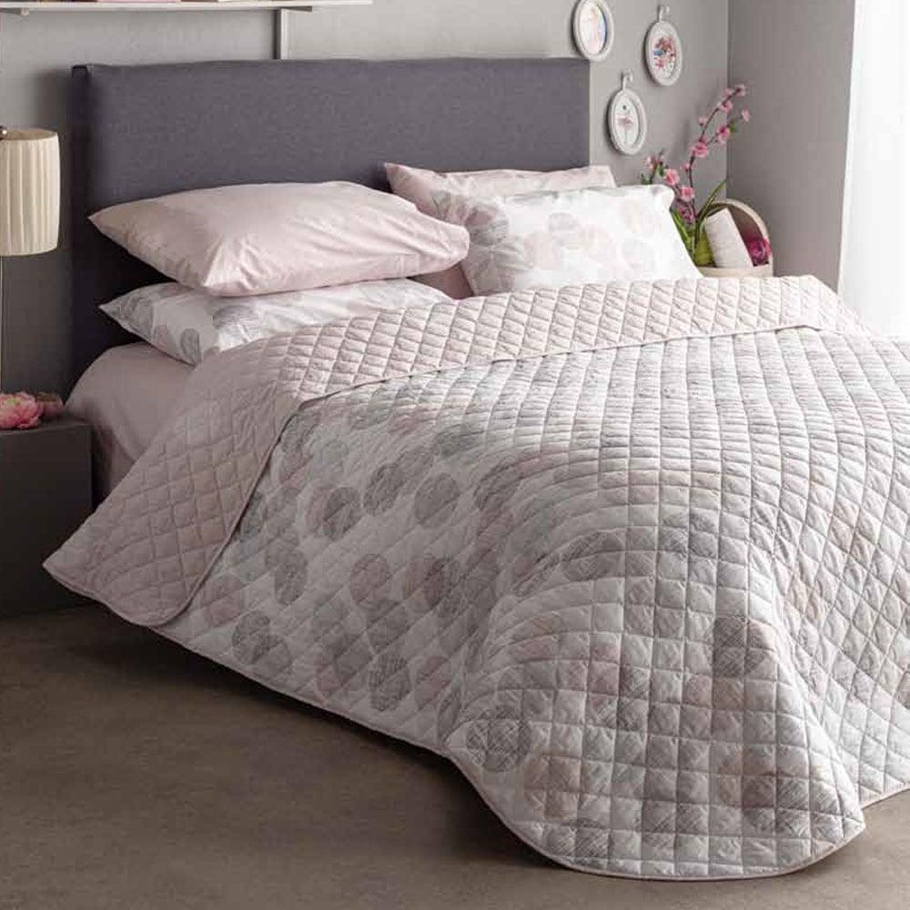 Μαξιλαροθήκη Ζεύγος 55Χ75 Pink Xenia-2 Vesta Home 55X75 55x75cm