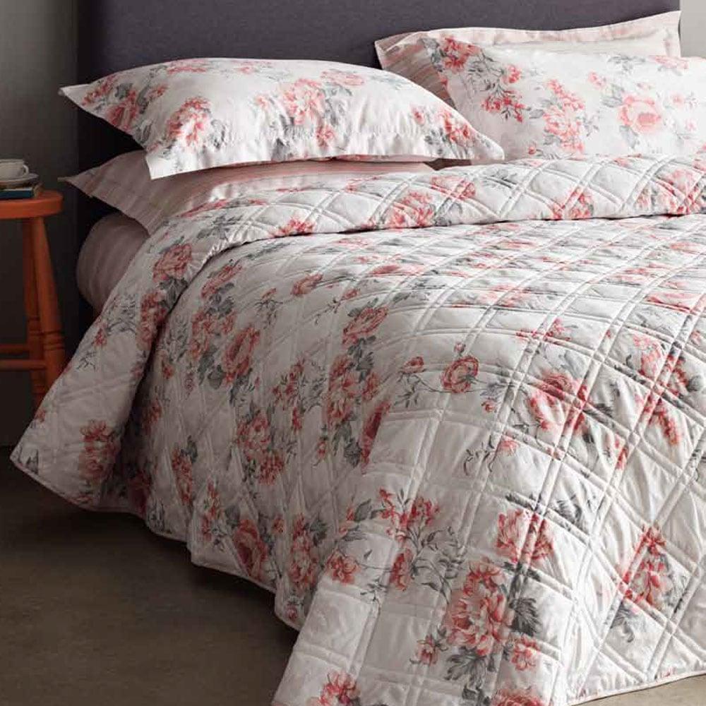 Μαξιλαροθήκη Ζεύγος 55Χ75 Pink Oxford 4 Victoria-2 Vesta Home 55X75 55x75cm