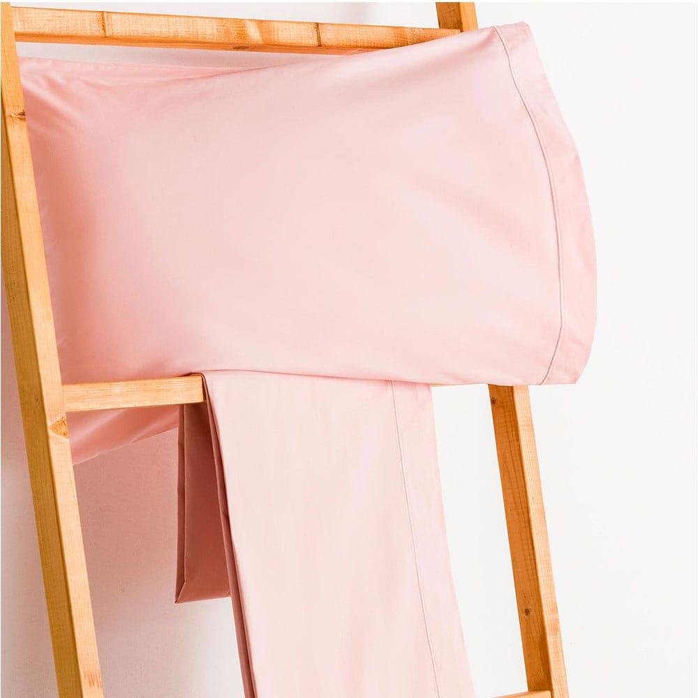 Μαξιλαροθήκη Ζεύγος Pink Vesta Home 50Χ70 50x75cm