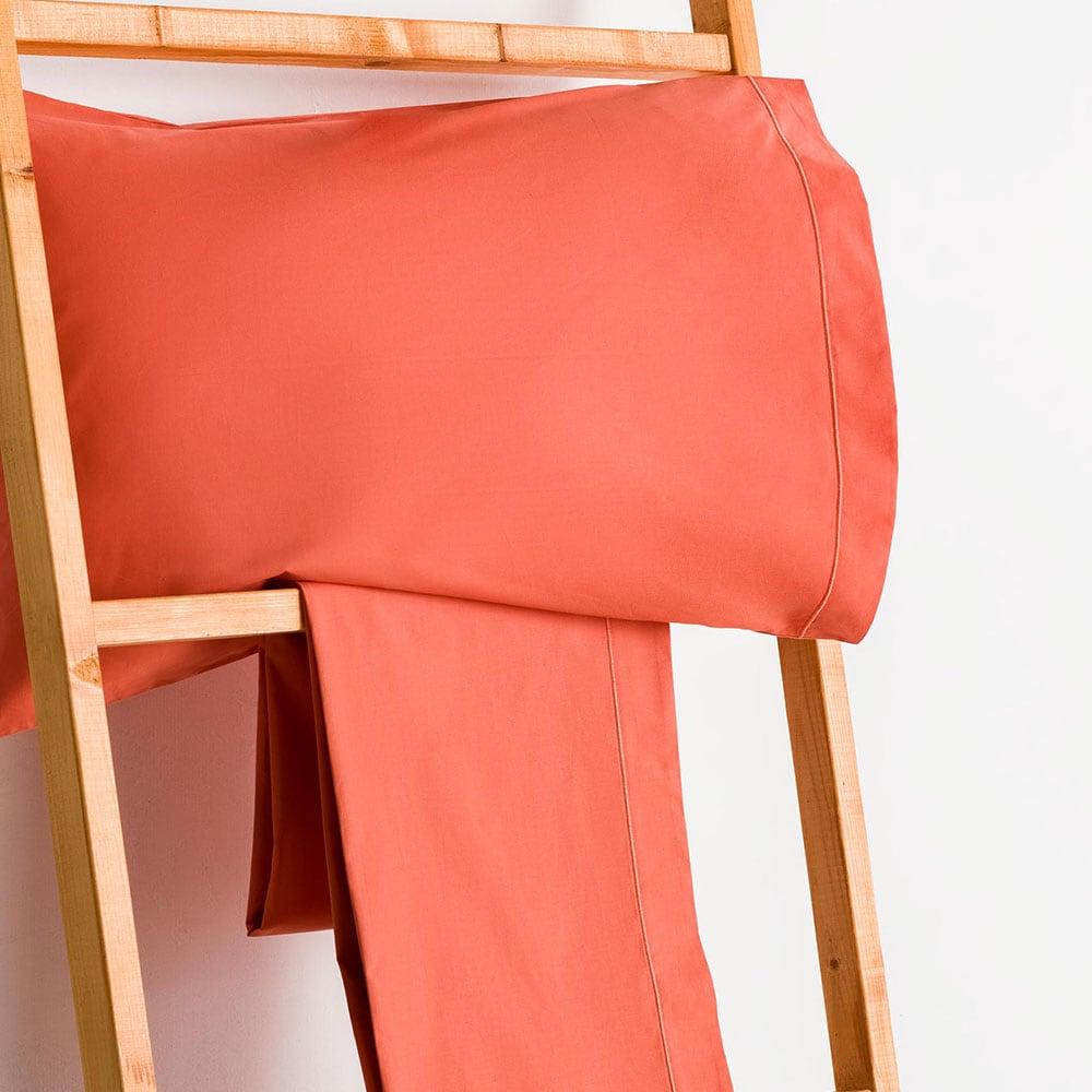 Σεντόνι Orange Vesta Home King Size 280x280cm