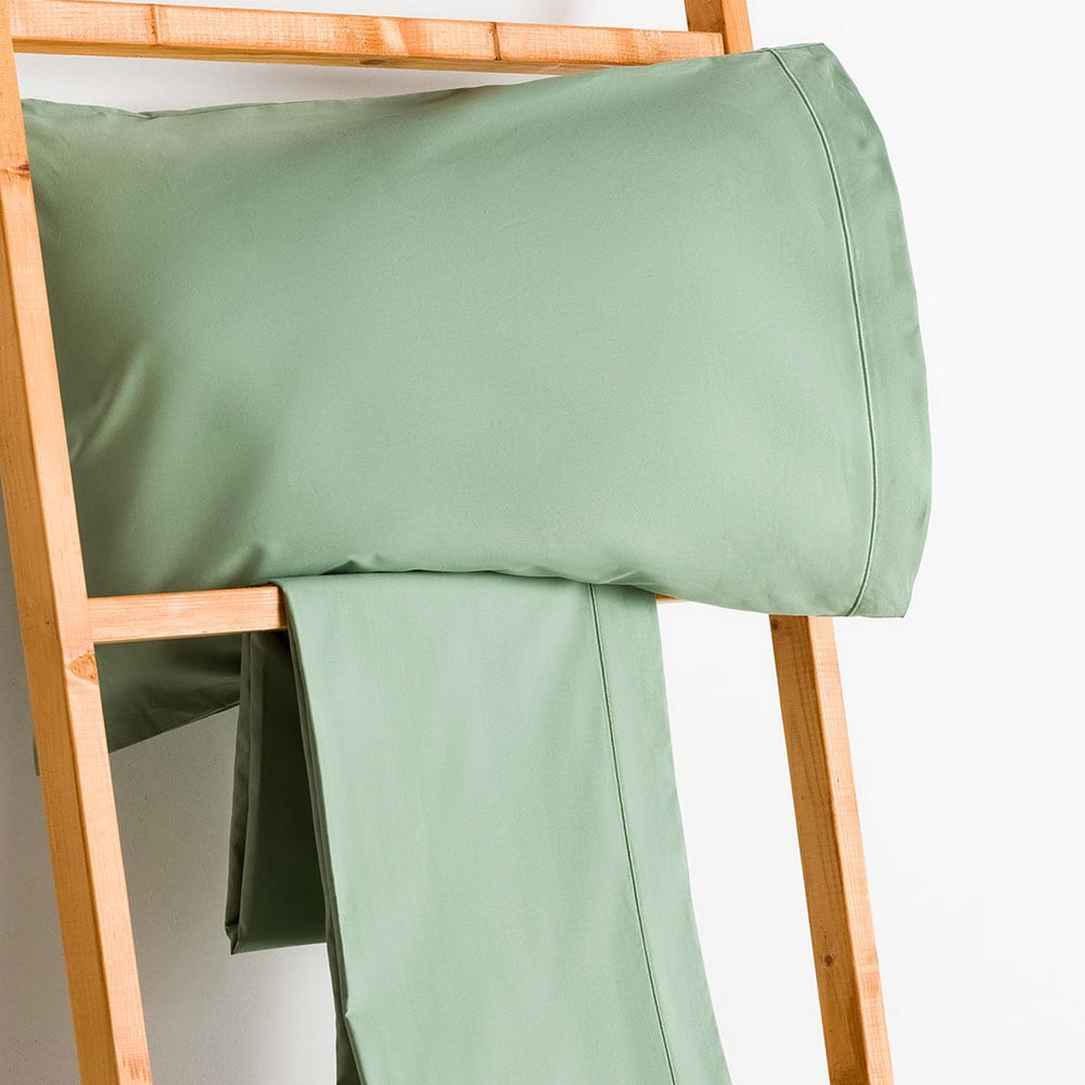 Σεντόνι Με Λάστιχο Green Vesta Home King Size 180x230cm