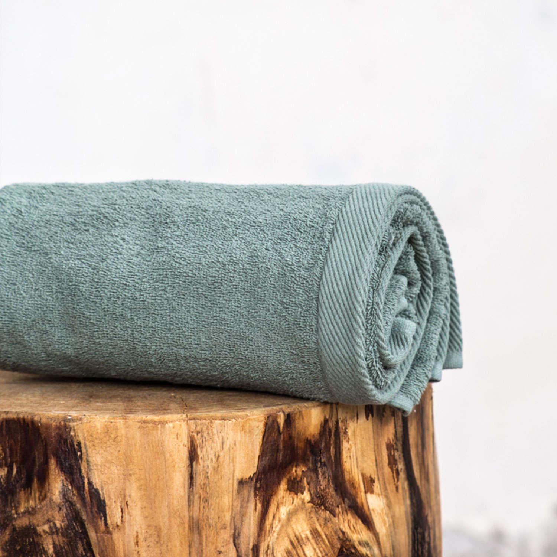 Πετσέτα Ξενοδοχείου Olive VAT Dyed 460gsm 100% Βαμβάκι Σώματος 70x140cm