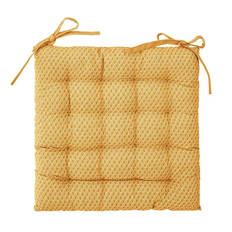 Μαξιλάρι Καρέκλας Otto 07.163962R Yellow 40Χ40