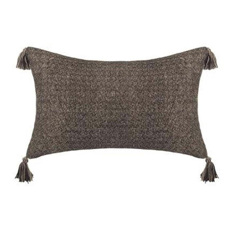 Μαξιλάρι Διακοσμητικό (Με Γέμιση) Ethnik 07.156083L Grey 30Χ50 Βαμβάκι-Polyester
