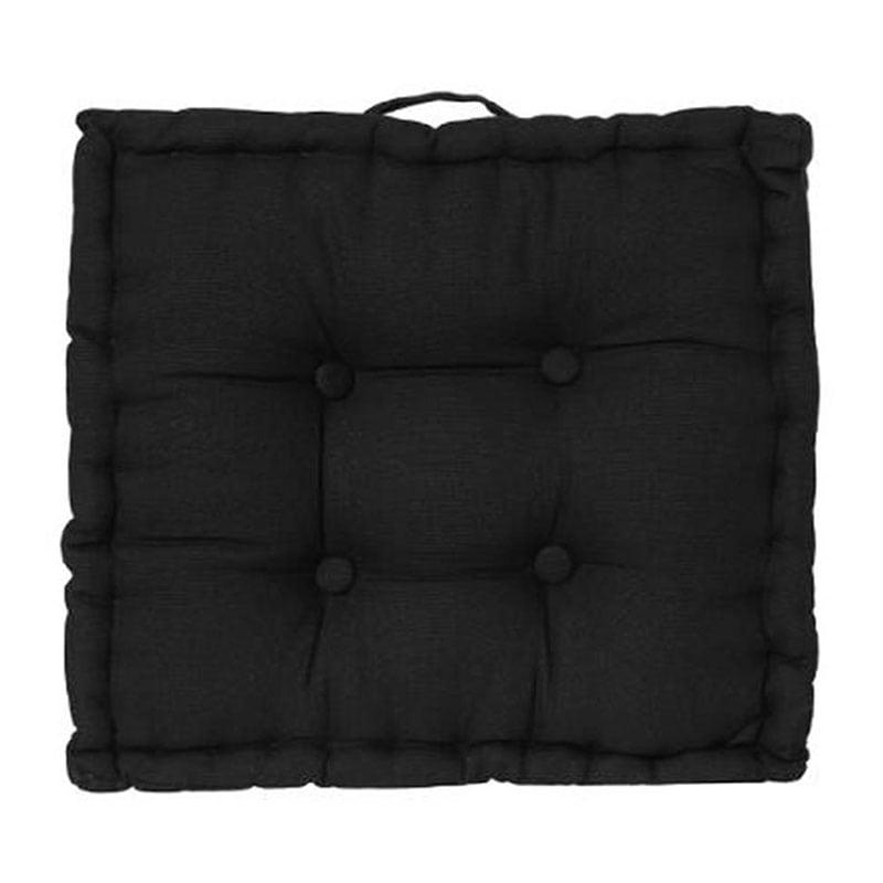 Μαξιλάρι Καρέκλας Matress 07.103852J Black 40Χ40