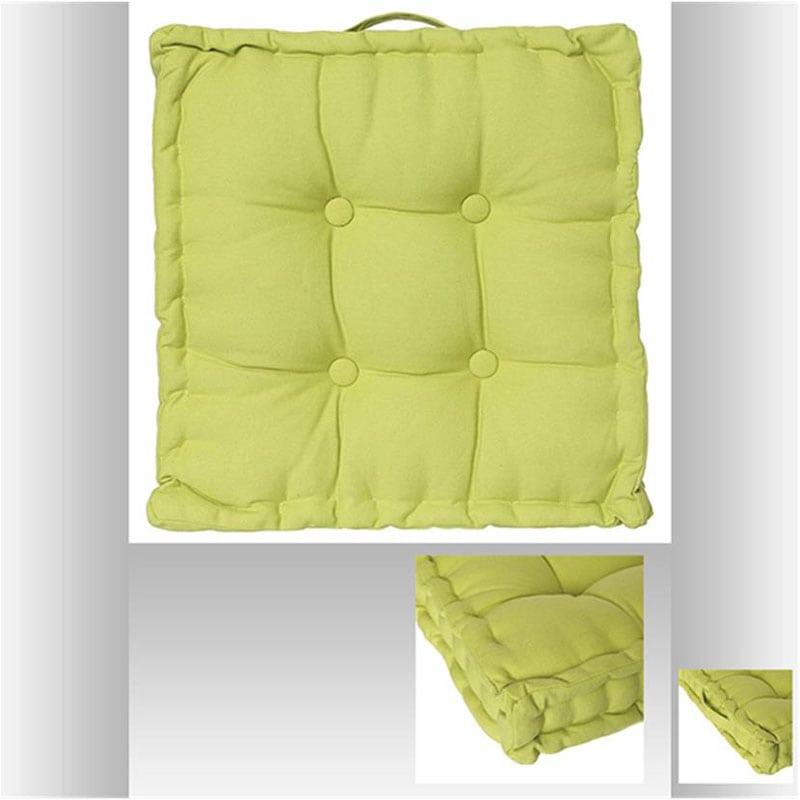 Μαξιλάρι Καρέκλας Matress 07.103852H2 Green 40Χ40
