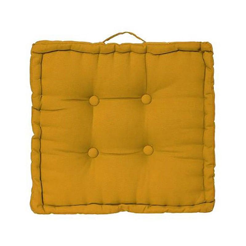 Μαξιλάρι Καρέκλας Matress 07.103852R Mustard 40Χ40