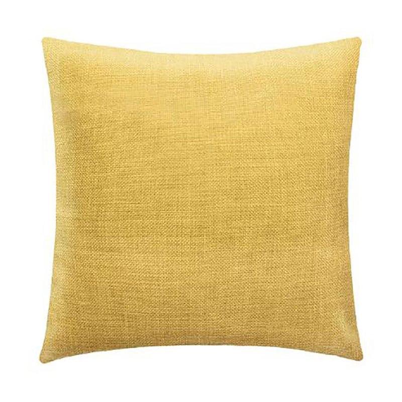 Μαξιλάρι Διακοσμητικό (Με Γέμιση) 07.146125R Yellow 40Χ40 100% Polyester