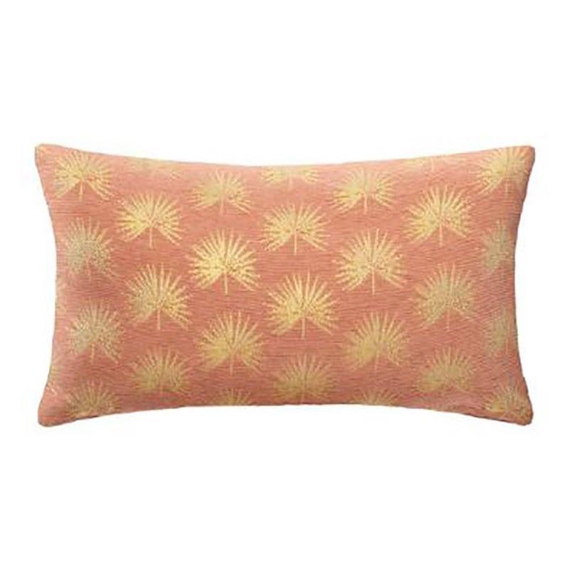 Μαξιλάρι Διακοσμητικό (Με Γέμιση) 07.168807C Pink 30Χ50 Βαμβάκι-Polyester