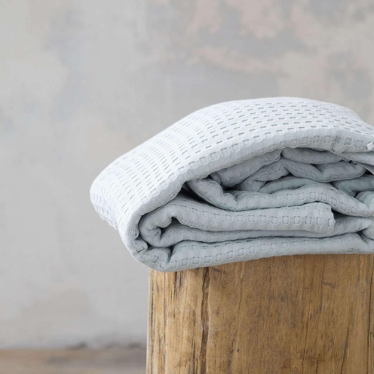 Κουβέρτα Habit – Mint Nima Μονό 160x240cm