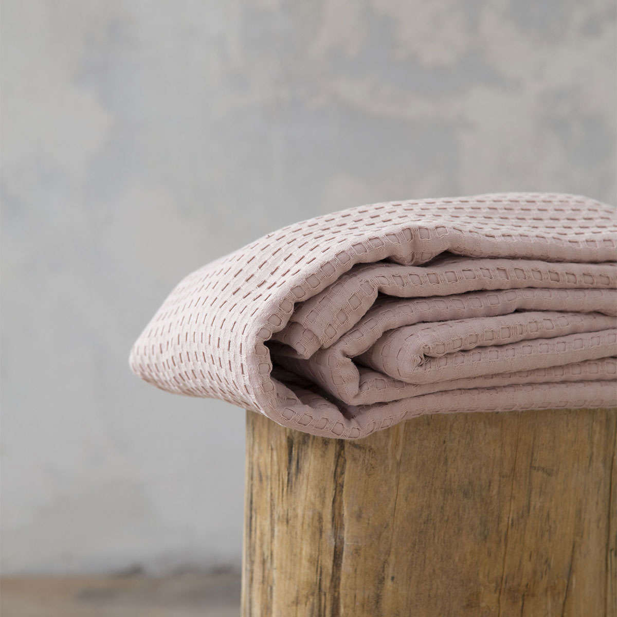 Κουβέρτα Habit – Peach Nima Μονό 160x240cm