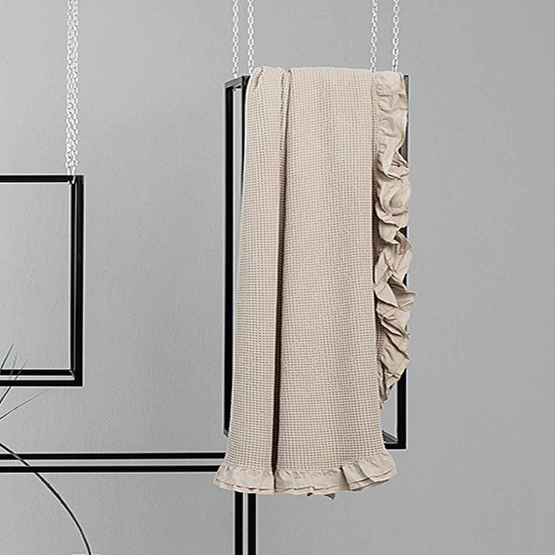 Κουβέρτα – Beatrice Light Beige Nima Υπέρδιπλo 230x250cm