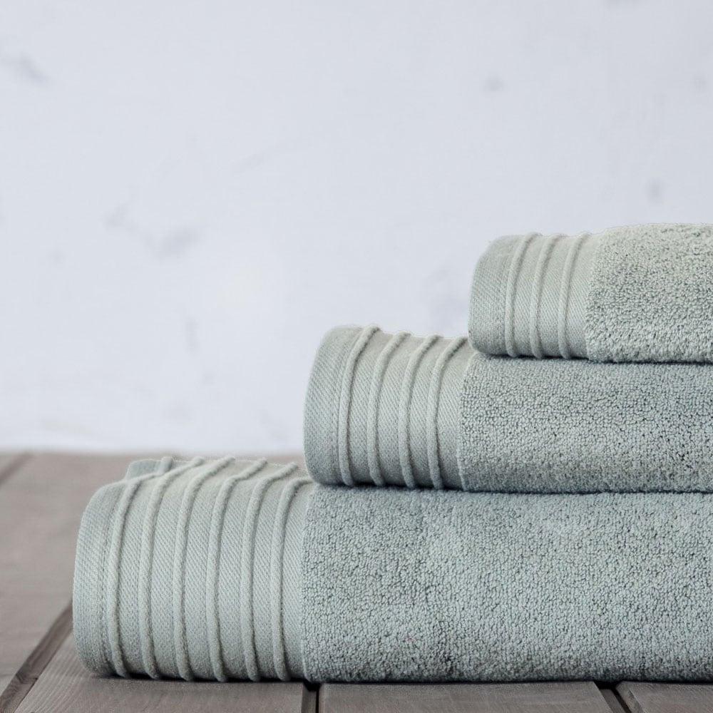 Πετσέτα Feel Fresh Dark Mint Nima Σώματος 90x145cm