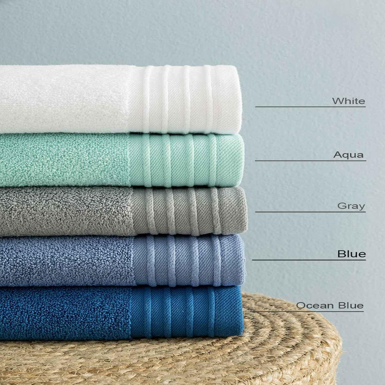 Πετσέτα Feel Fresh – Blue Nima Σώματος 90x145cm