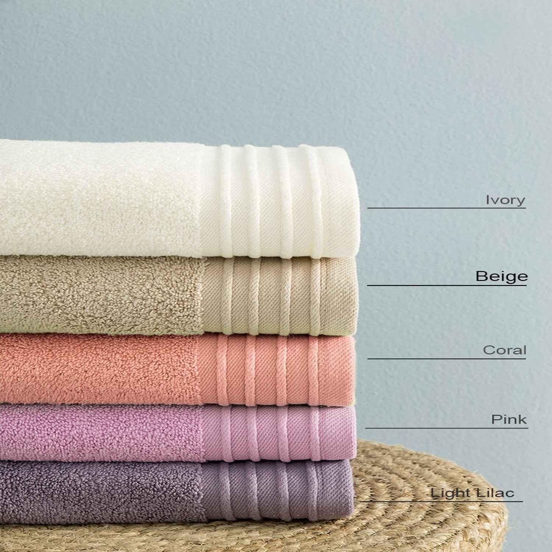 Πετσέτα Feel Fresh – Beige Nima Προσώπου 50x100cm