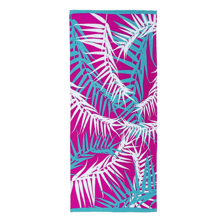Πετσέτα Θαλάσσης – Allente Fuchsia Nima 70x140cm