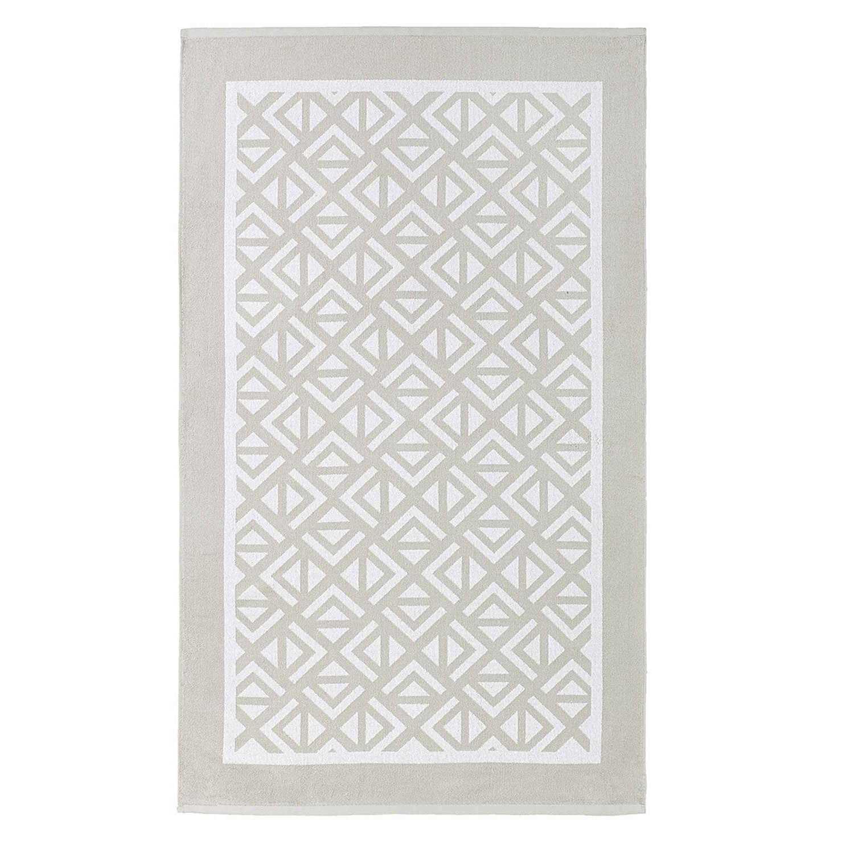 Πετσέτα Θαλάσσης – Segio Gray Nima Θαλάσσης 90x160cm