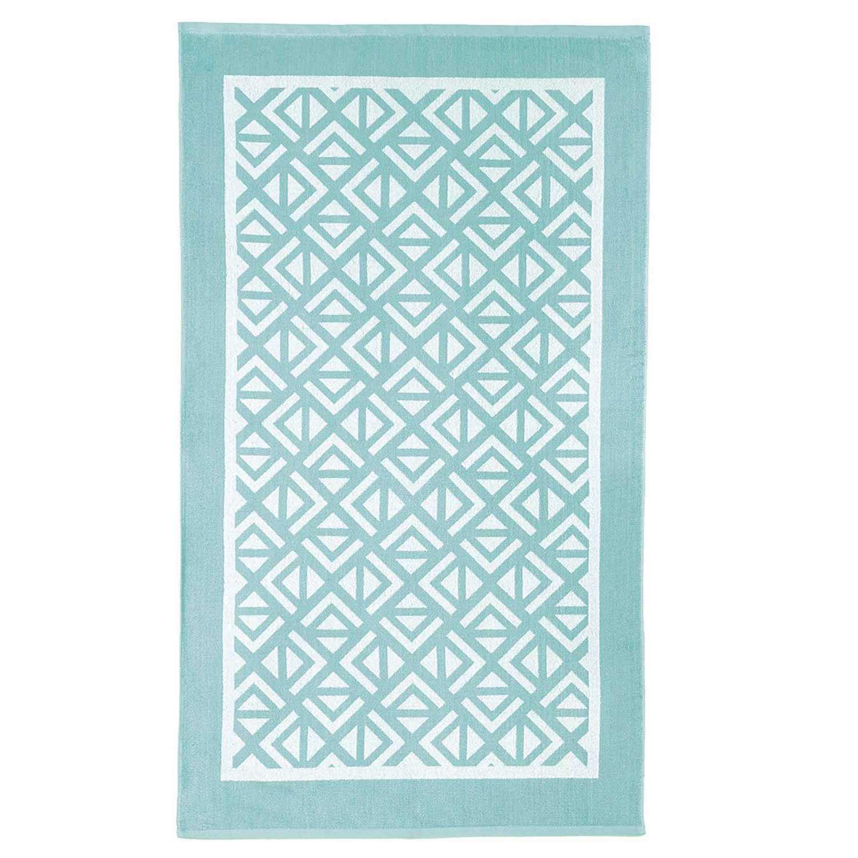 Πετσέτα Θαλάσσης – Segio Aqua Nima Θαλάσσης 90x160cm