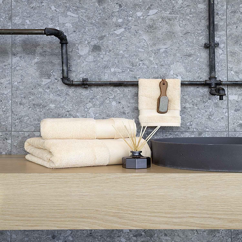 Πετσέτες Σετ 3τμχ. Medea – Beige Nima Σετ Πετσέτες 50x80cm