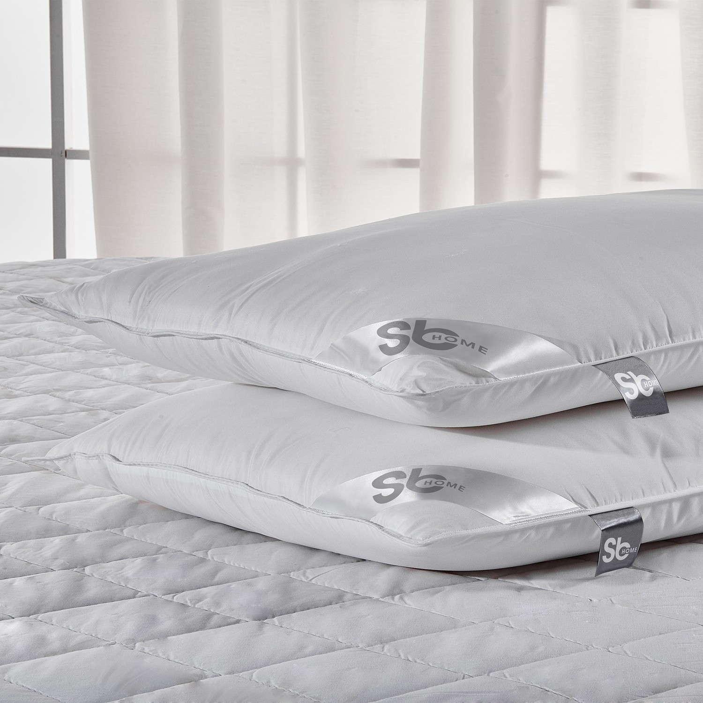 Μαξιλάρι Ύπνου Microfiber Comfort Sb Home 50Χ70