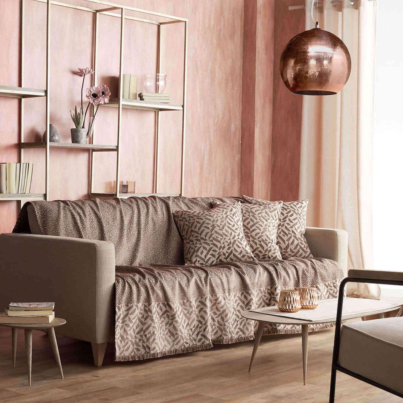 Ριχτάρι 658/22 Καφέ Wenge Gofis Home Πολυθρόνα 180x180cm