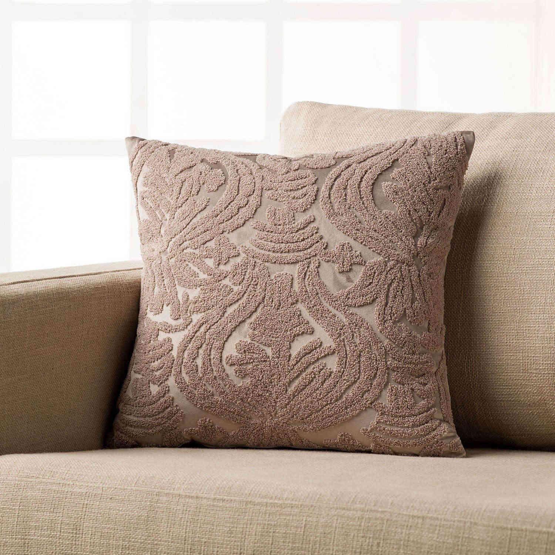 Διακοσμητική Μαξιλαροθήκη Suede 957/06 Elephant Gofis Home 45X45 100% Polyester