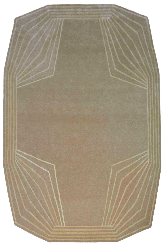 Χαλί Signature Thomas King 640-Tkdod-632 Dodeca Beige Angelo 250X300
