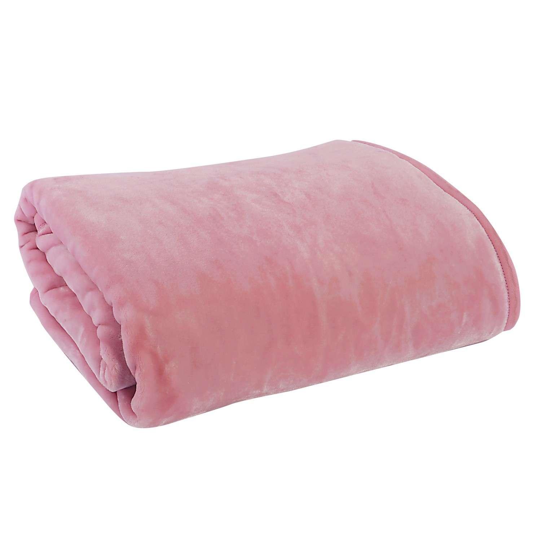 Κουβέρτα Loft Pink Nef-Nef Μονό 160x220cm