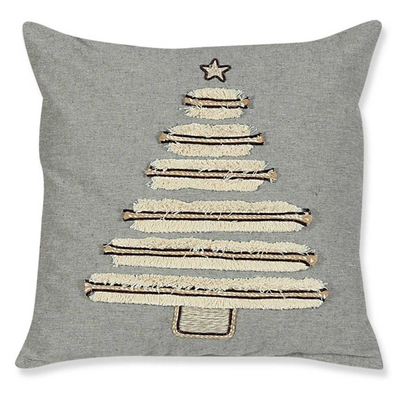 Μαξιλάρι Διακοσμητικό Χριστουγεννιάτικο (Με Γέμιση) Ice Nef-Nef 40Χ40
