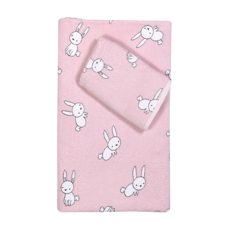 Πετσέτες Σετ 2τμχ Bunny Life Nef-Nef Σετ Πετσέτες
